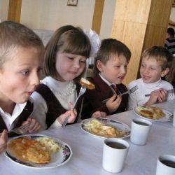 Горячее питание для младших школьников